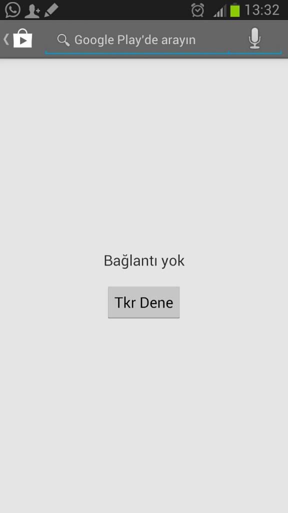 Googleplaybaglantihatasi