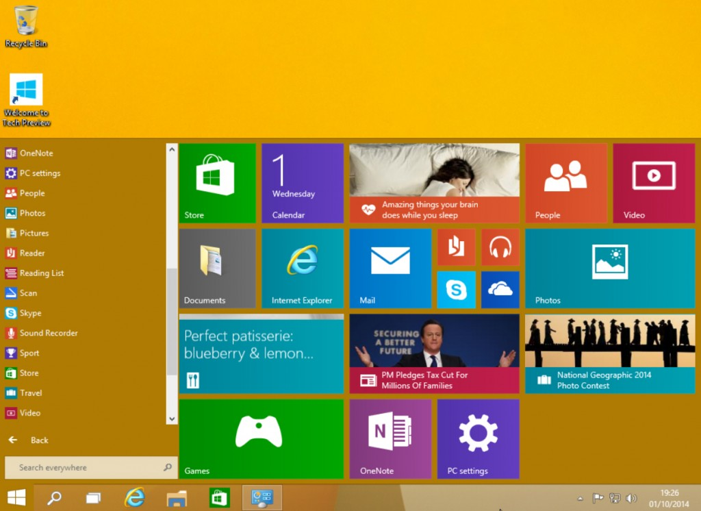 Start-menu-yellow