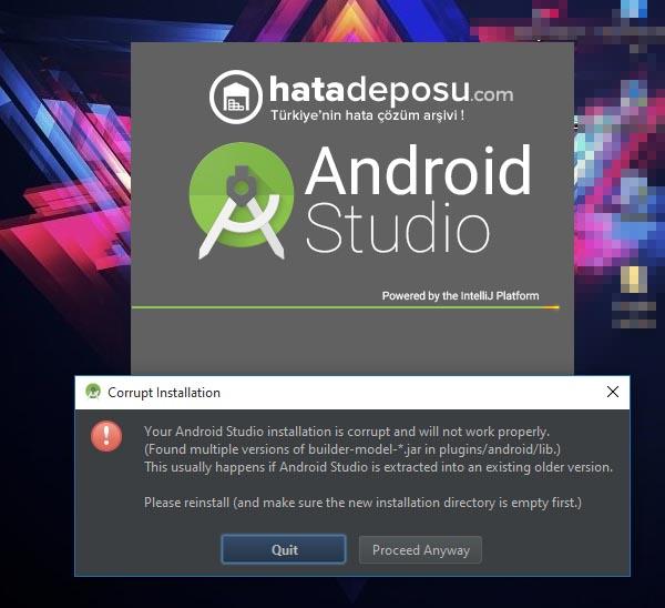 AndroidStudiohata