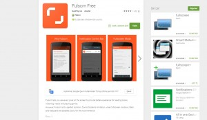 Fulscrn Free - Google Play'de Android Uygulamaları