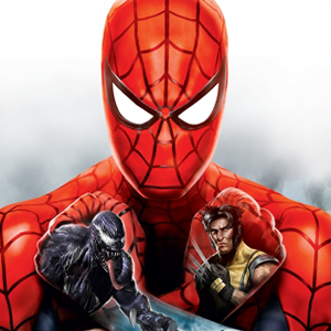 Spiderman Web of Shadows logo